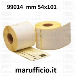 ETICHETTE DYMO 99014 54x101 COMPATIBILE