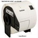ETICHETTA BROTHER DK-11202 COMPATIBILE