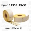 ETICHETTE DYMO 11355 19x51 COMPATIBILI