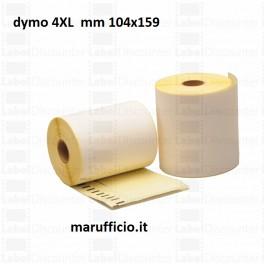 ETICHETTE DYMO S0904980 mm 104X159 COMPATIBILI
