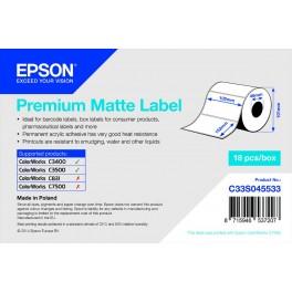 ETICHETTE CARTA PREMIUM MATT mm 102x152 C33S045533