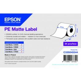 "C33S045544 EPSON ROTOLO PLASTICA ""PE"" mm 51x 29 metri"
